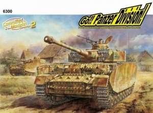 Dragon 6300 Pz.Kpfw.IV Ausf.H Late Production
