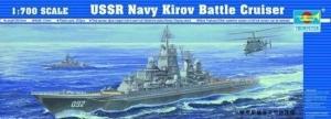 Trumpeter 05707 Radziecki okręt wojenny Kirov