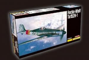 Dragon 5577 Samolot Focke-Wulf Ta152H-1 model 1-48
