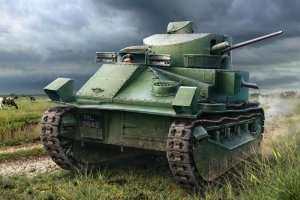 Hobby Boss 83880 Średni czołg Vickers Mark II