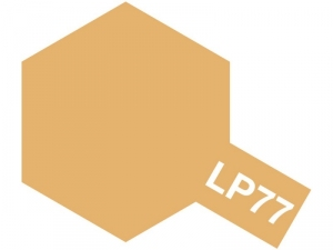 Tamiya 82177 LP-77 Light Brown DAK 1941 - Lacquer Paint