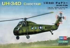 MOdel helikoptera American UH-34D Choctaw Hobby Boss 87222