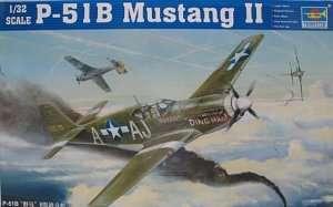 Trumpeter 02274 P-51B Mustang II