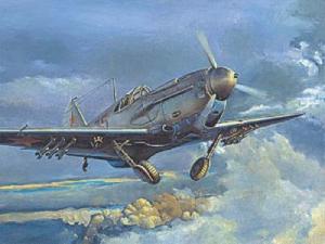 Samolot ŁaGG 3 seria 1,5,11 Roden 037