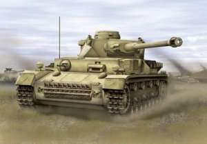 Dragon 7278 Czołg Pz.Kpfw. IV Ausf. G model 1-72