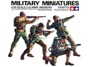 Tamiya 35013 U.S Army Infantry