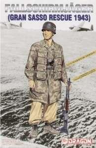 Dragon 1617 Fallschirmjager - Gran Sasso Rescue 1943