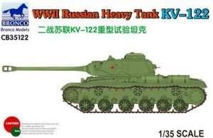 Russian Heavy Tank KV-122