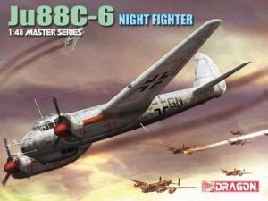 Dragon 5540 Samolot Junkers Ju 88C-6 wersja nocna