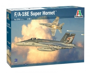 Italeri 2791 Samolot F/A-18 E Super Hornet model 1-48