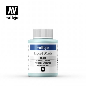Vallejo 28850 Liquid Mask 85 ml płyn maskujący