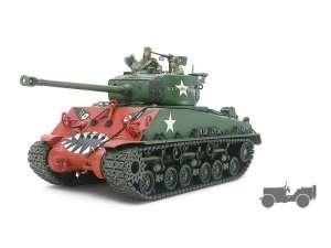 Tamiya 35359 Czołg M4A3E8 Sherman Easy Eight - wojna w Korei