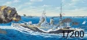 Trumpeter 03708 Okręt HMS Nelson 1944