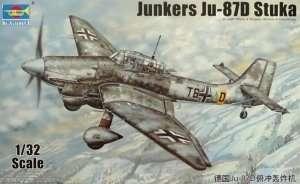 Model Junkers Ju-87D Stuka 1:32 Trumpeter 03217