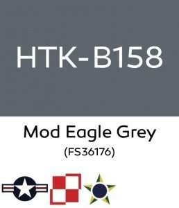Hataka B158 Mod Eagle Grey - farba akrylowa 10ml