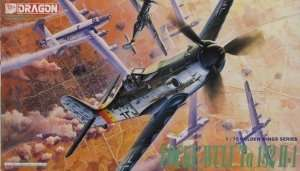 Dragon 5008 Focke-Wulf Ta152H-1