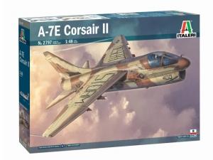 Italeri 2797 Samolot A-7E Corsair II skala 1-48