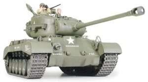 Tamiya 35254 U.S. Medium Tank M26 Pershing T26E3