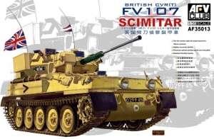 AFV 35013 Czołg FV107 Scimitar skala 1-35