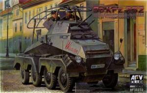 AFV 35232 Samochód pancerny Sd.Kfz.232