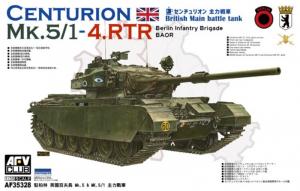 AFV 35328 Czołg Centurion Mk.5/1-4.RTR model 1-35