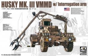 AFV 35354 Pojazd Husky Mk.III VMMD model 1-35