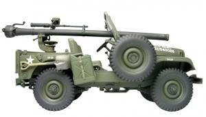 AFV 35S19 Samychód terenowy M38A1C z M40A1model 1-35