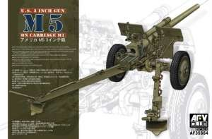 AFV 35S64 US 3 Inch Gun M5 on Carriage M1