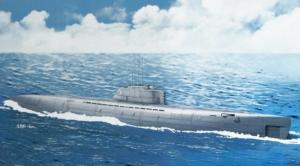 AFV 73501 Niemiecki U-Boat Typ XXI model 1-350