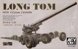 AFV AF35009 Long Tom M59 155mm Cannon