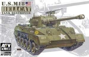AFV AF35015 U.S. M18 Hellcat Tank Destroyer