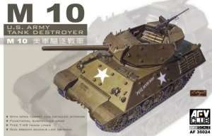 AFV AF35024 M10 US Army Tank Destroyer