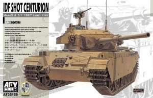AFV AF35159 IDF Shot Centurion