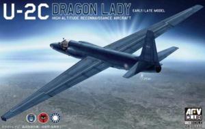 AFV AR48114 Samolot U-2C Dragon Lady model 1-48