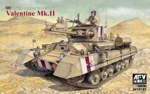 AFV Club AF35185 Tank Valentine Mk.II