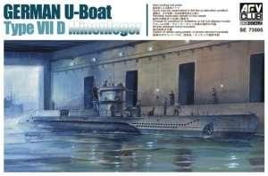 AFV SE73505 German U-Boat Type VII D Minenleger