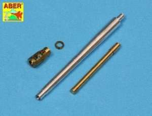 Aber 72L55 Lufa 105 mm L/28 do haubicy LeFH 18M/2 & Wespe w skali 1/72