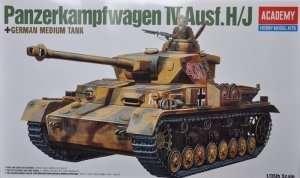 Academy 13234 Medium Tank Panzerkampfwagen IV Ausf.H/J