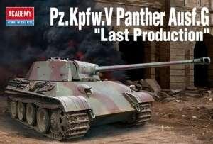 Academy 13523 Czołg Pz.Kpfw.V Panther Ausf.G ostatnia prod.