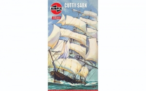 Airfix 09253V Cutty Sark Set model 1-130