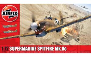Airfix A02108 Samolot Spitfire Mk.Vc model 1-72