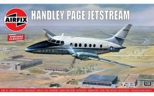 Airfix A03012V Samolot Handley Page Jetstream