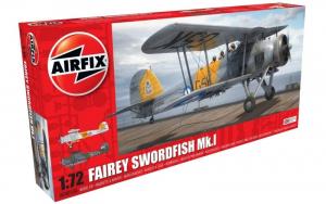 Airfix A04053A Samolot Fairey Swordfish Mk.I