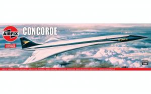 Airfix A05170V Samolot pasażerski Concorde model 1-144