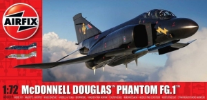 Airfix A06019 Samolot McDonnell Douglas Phantom FG.1