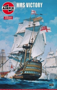 Airfix A09252V HMS Victory 1:180