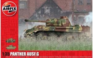 Airfix A1352 Czołg Panther Ausf.G model 1-35