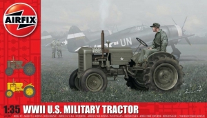 Airfix A1367 Amerykański wojskowy traktor