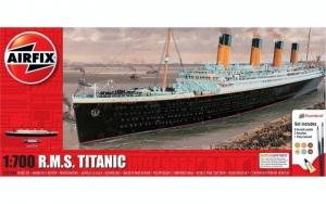 Airfix A50164A RMS Titanic zestaw z farbami 1-700