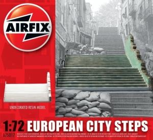 Airfix A75017 Europejskie schody model 1-72